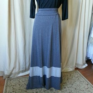 Womens grey skirt